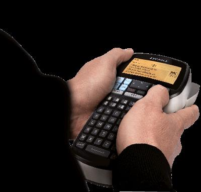DYMO LM 420P Taşınabilir Etiket Makinesi Bilgisayar Bağlantılı