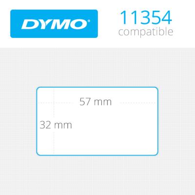DYMO 11354 LW Adres Etiketi 57x32mm / 1000'li Paket
