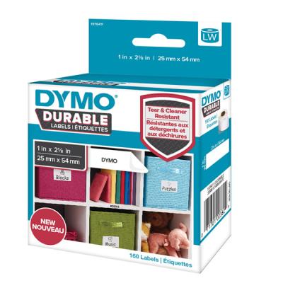 DYMO 1976411 LW Kalıcı Güçlü Etiket 25x54mm / 160 lı Paket