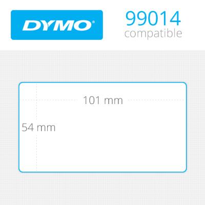 DYMO 99014 LW Çok Amaçlı Adres Etiketi 101x54mm 220 li Paket