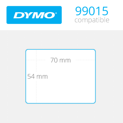 DYMO 99015 LW Çok Amaçlı Adres Etiketi 70x54 320 li Paket