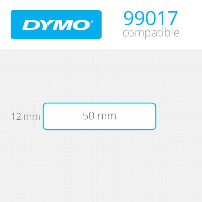 DYMO 99017 LW Çok Amaçlı Dosya Etiketi 12x50mm 220 li Paket