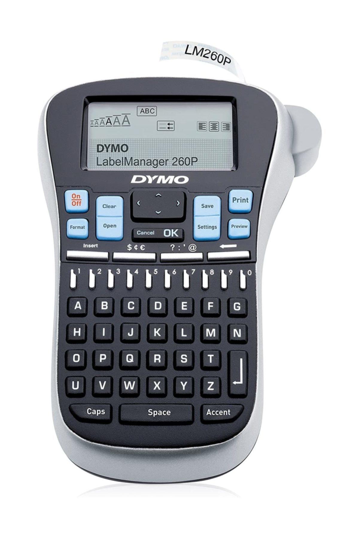 DYMO LM 260P Elde Taşınabilir Etiket Makinesi