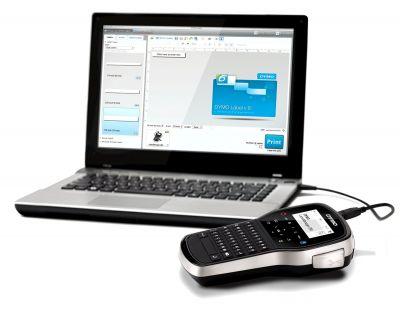 DYMO LM 280P Taşınabilir Etiket Makinesi Bilgisayar Bağlantılı