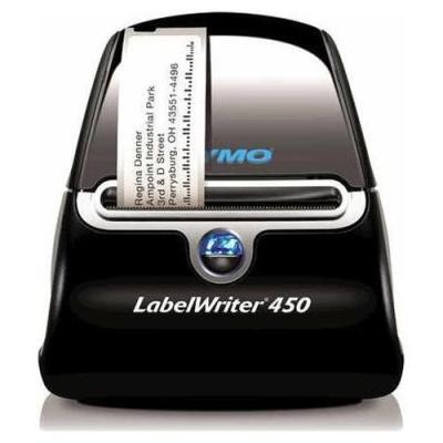 DYMO LW 450 Etiket Makinesi Bilgisayar Bağlantılı