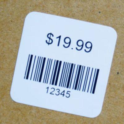 DYMO LW Çok Amaçlı Kare Etiket 25x25mm / 750 li Paket