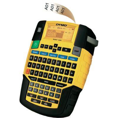 DYMO RhinoPRO 4200 Taşınabilir Endüstriyel Etiketleme Makinesi