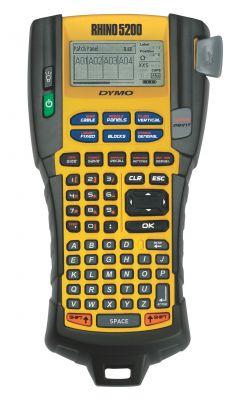 DYMO RhinoPRO 5200 Taşınabilir Endüstriyel Etiketleme Makinesi