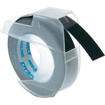 DYMO Siyah 3D Plastik Kabartma Yedek Şerit (9mm x 3mt)